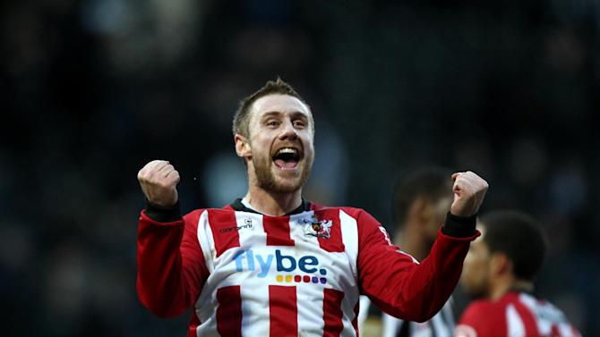 David Noble was close to joining a League One club before agreeing terms with Rotherham