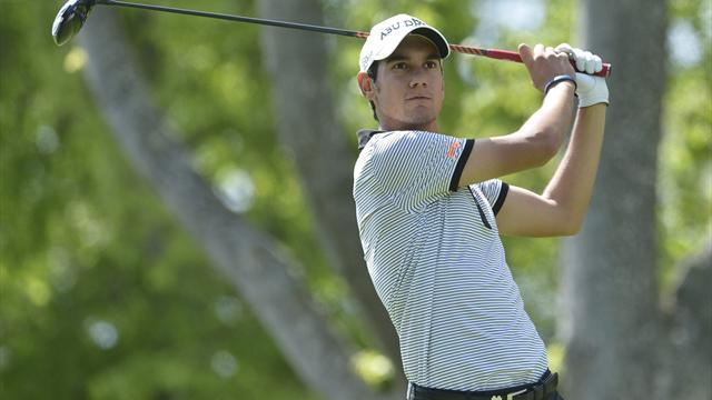 Golf - Ryder Cup may come too early for Golden Boy Manassero
