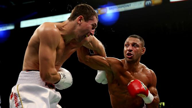Kell Brook v Vyacheslav Senchenko - IBF World Welterweight Title Fight