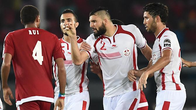African Cup of Nations - Tunisia clear to play in 2017 African Nations Cup qualifiers