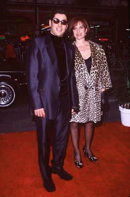 Premiere: Danny Nucci and wife at the premiere of Paramount's Titanic - 12/14/1997