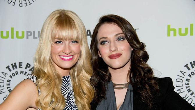 "30th Annual PaleyFest: The William S. Paley Television Festival - ""2 Broke Girls"""