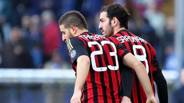 Serie A - New signings give Milan win at Sampdoria