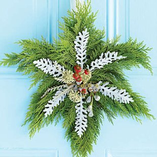 Informal cheer for your front door