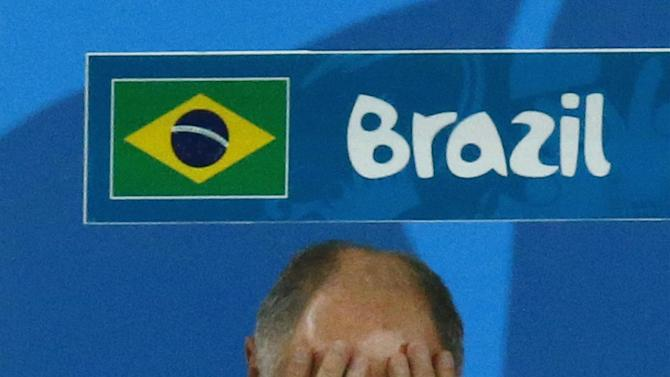 World Cup - Scolari: I am responsible for defeat