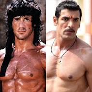 Sylvester Stallone Gushes About John Abraham's Physique!