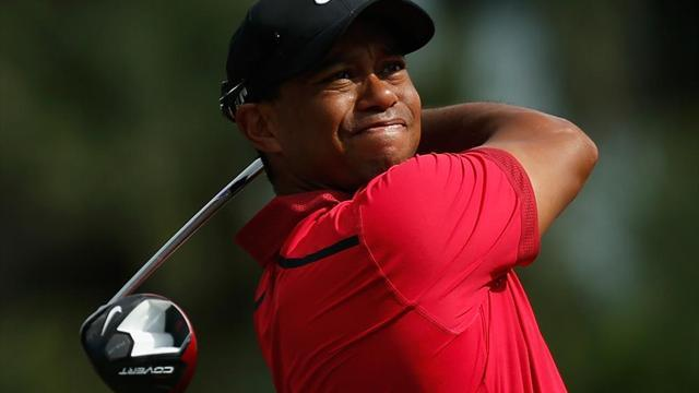Golf - Uncertain over return, Tiger says recovery 'very slow'