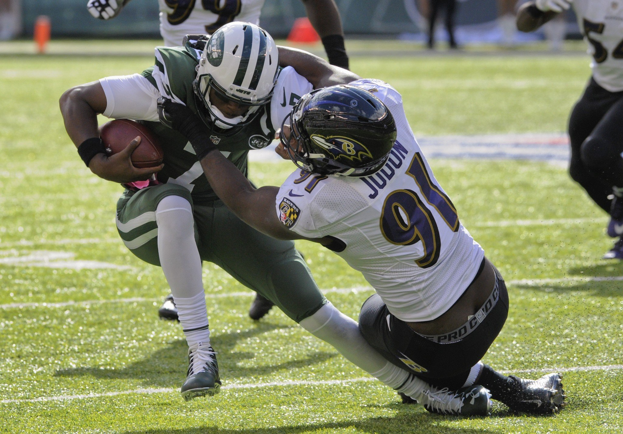 NFL Jets quarterback Smith facing season KO