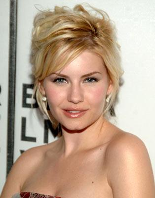 Elisha Cuthbert House of Wax premiere - Tribeca Film Festival April 30, 2005 - New York, NY
