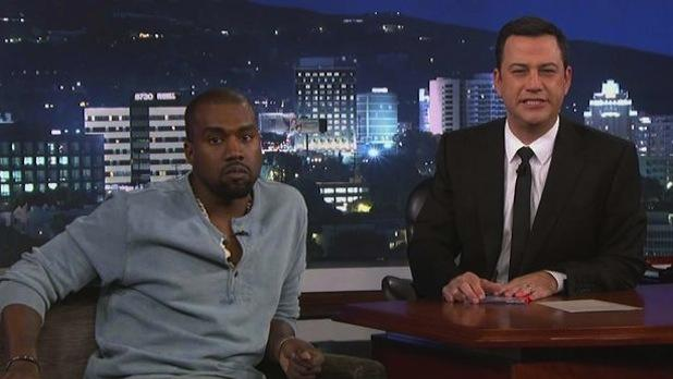 20 of Kanye West's Most Poignant and Craziest Ramblings From Jimmy Kimmel