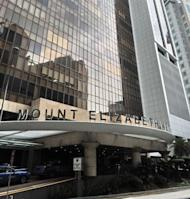 The Mount Elizabeth hospital and medical centre in Singapore. On Tuesday, Asia's largest hospital operator IHH Healthcare announced a plan to raise $2.01 billion through a dual listing in Malaysia and Singapore, targeted for July 25