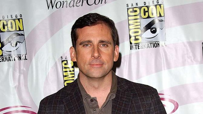 Steve Carell attends the 2008 Wonder Con day 2 at the Moscone Center. - February 23, 2008
