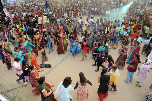 One Billion Rising, India