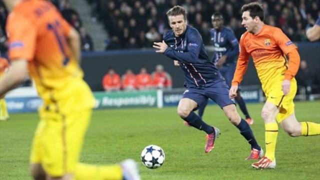 Football - Ageless Beckham could play for England at World Cup finals