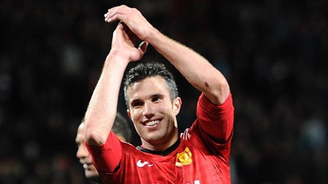 Premier League - Van Persie eyes further success
