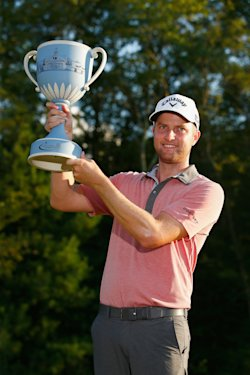 The Deutsche Bank Championship was Chris Kirk's third career PGA victory. (Getty Images)