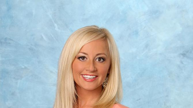 """Holly, 34, a pharmaceutical sales rep from Salyersville, KY, competes on Season 16 of """"The Bachelor."""""""