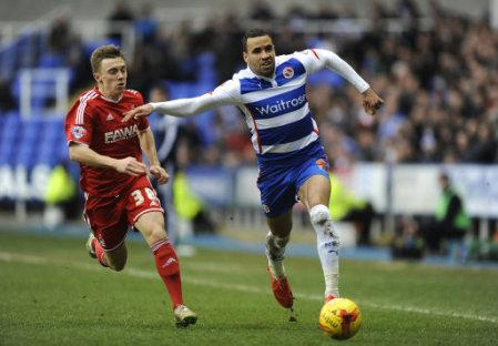 Soccer - Sky Bet Championship - Reading v Nottingham Forest - Madejski Stadium