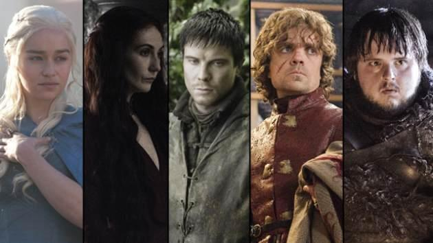 AccessHollywood.com's guide to Episode 308 -- Daenerys, Melisandre, Gendry, Tyrion and Samwell -- HBO