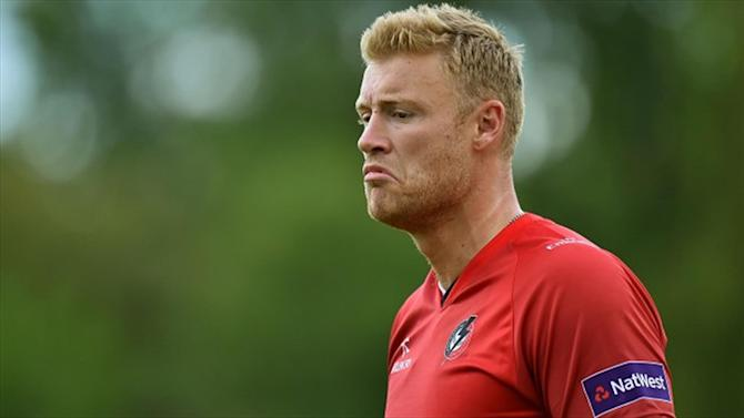 County - Flintoff features on Finals Day