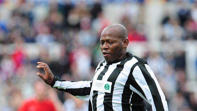 Faustino Asprilla has spoken Newcastle concerning a coaching role