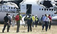 San Francisco Plane Crash: Crew Were Ejected