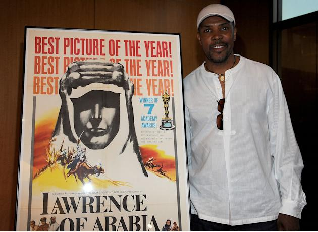 "Academy Of Motion Picture Arts And Sciences Presents The 50th Anniversary 4K Digital Restoration Of ""Lawrence Of Arabia"""