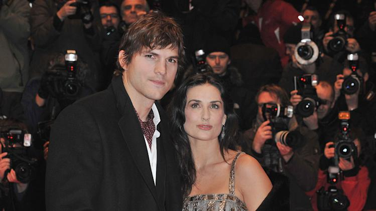 59th Annual Berlin Film Festival 2009 Ashton Kutcher Demi Moore