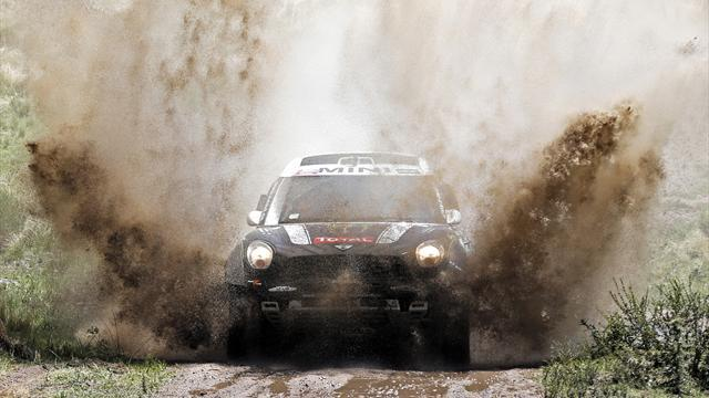Dakar - Cars: Peterhansel wins stage two, takes overall lead