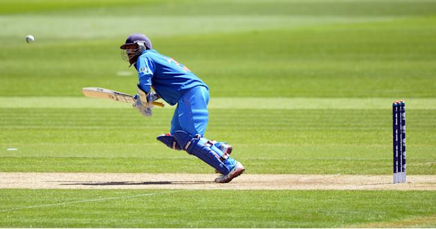 CRICKET-CT2013-IND-AUS-WARM UP