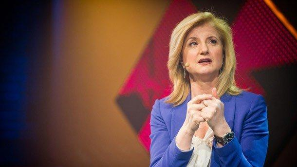 Arianna Huffington Wants to Redefine Success. But Are We Ready to Listen?