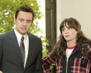 Exclusive New Girl First Look: Jess and Nick's Unofficial First Date Takes a 'Fancy' Turn