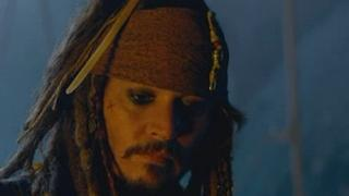 Pirates Of The Caribbean: On Stranger Tides: Blackbeard (Uk)