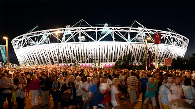 West Ham are hoping to make the Olympic Stadium their new home