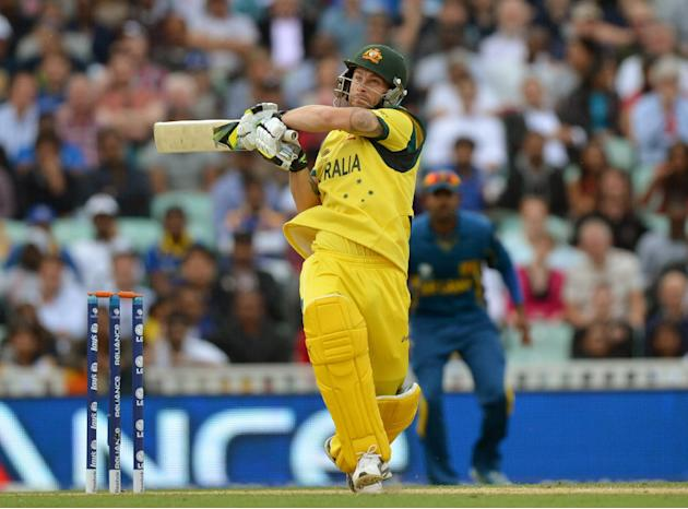 Cricket - ICC Champions Trophy - Group A - Australia v Sri Lanka - The Kia Oval