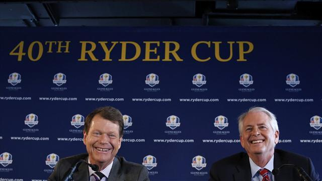 Ryder Cup - US PGA hopes Watson brings winning edge