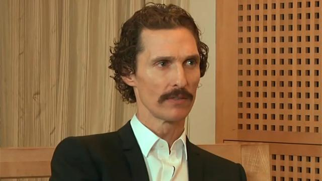 McConaughey Weighs In On His Weight Loss