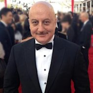 Anupam Kher Honoured At The Asian Awards In London
