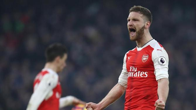 Shkodran Mustafi: I saw 'never give up' attitude in Arsenal players' eyes after Burnley equaliser