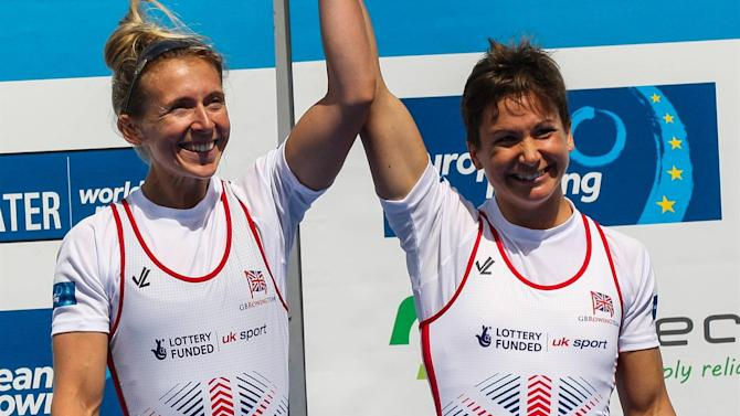 Rowing - Copeland and Taylor smash record in Varese World Cup qualifying