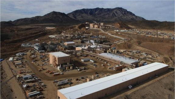 Radioactive Mountain is Key in US Rare-Earth Woes