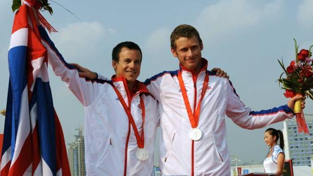 Sailing - Double silver medallist Glanfield announces retirement