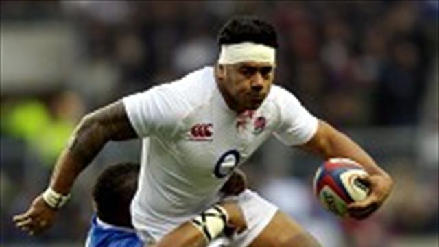Rugby - England power to win over French