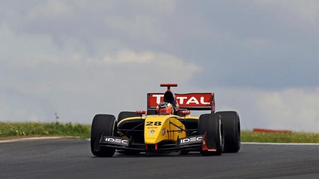 GP2 - Campos signs Pic for GP2 return