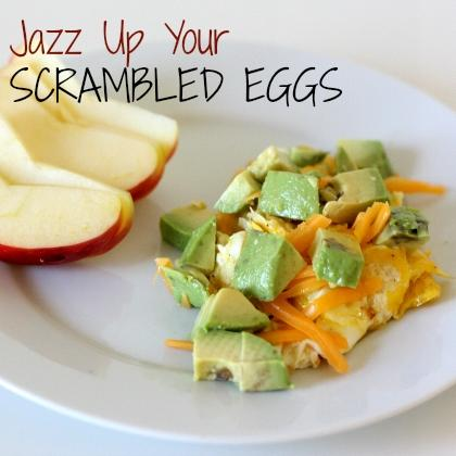 Jazz Up Your Scrambled Eggs