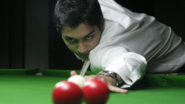 Snooker - Mehta to meet Ding in Indian Open final