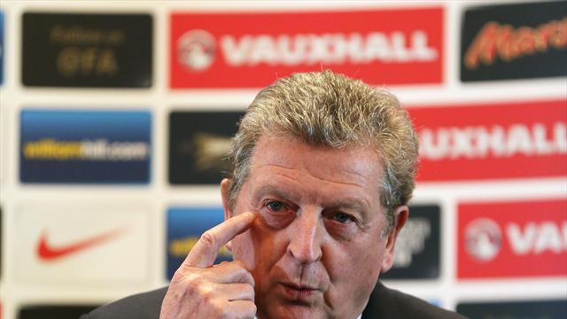 Football - Hodgson set on cast list for 2014 bid