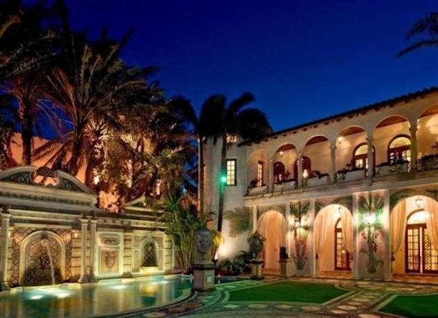 See many more jaw-dropping photos of Miami Beach's Casa Casuarina in the Yahoo! Homes property listing.