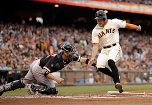 Hunter Pence is hitting .284 with 82 runs scored this season. (Getty Images)