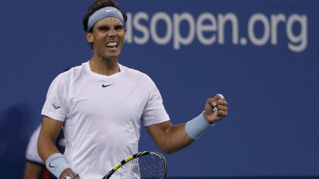 US Open - Nadal is used to playing through pain, uncle says
